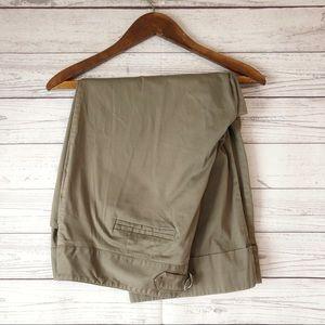 Lane Bryant Khaki Capri Pants Plus 20